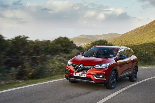 Renault hat beim Kadjar optisch behutsam Hand angelegt. Er steht dank breiterem Unterfahrschutz satter auf der Straße.werk