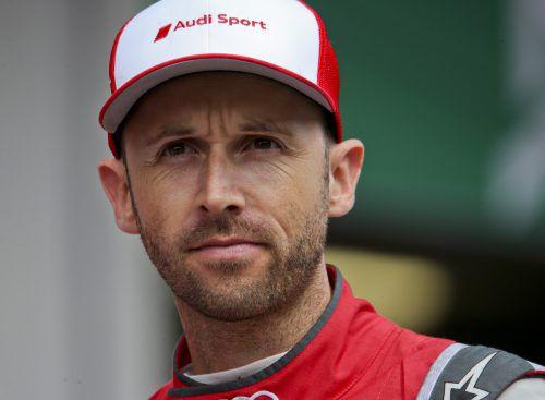 René Rast bestreitet auch die nächste Rennsaison in einem Audi.gepa