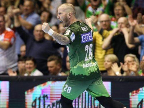 Robert Weber erzielte sieben Tore beim Halbfinaleinzug. VErein