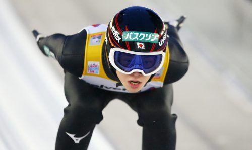 Ryoyu Kobayashi gewann vier der bisherigen sieben Saisonspringen und geht als Favorit in die Tournee.Gepa