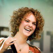 Magdalena Grabher als One-Woman-Show