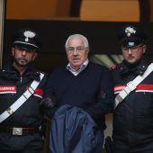 Polizei verhaftet Nummer eins der sizilianischen Mafia