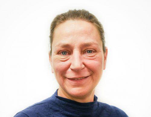 Sigrid Dieing kommt aus Berlin ins Hohenemser Rathaus. tf