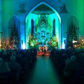Weihnachtsabend mit Markus Wolfahrt