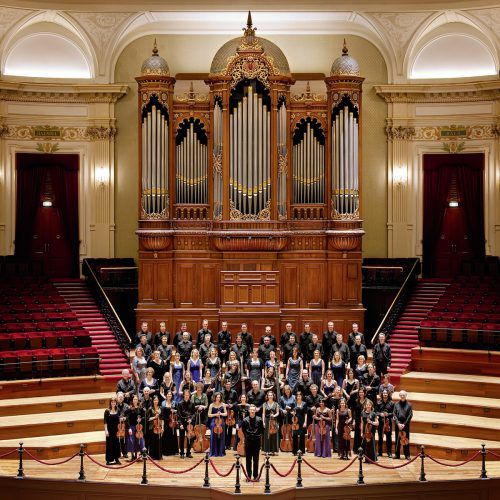 The King's Consort wurde 1980 von Robert King gegründet und ist weltweit sehr erfolgreich.                              the king's consort/Choir of the king's consort