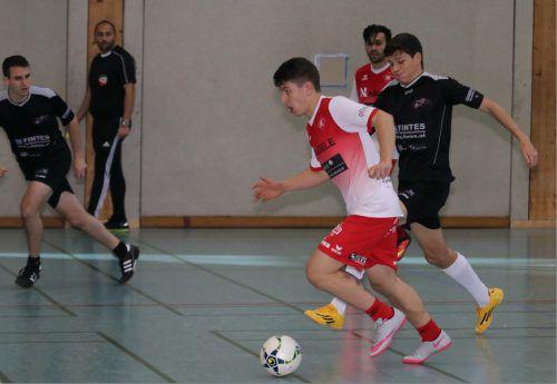 Thomas Beiter wirkte beim bislang erfolgreichen Rankweiler U18-Team mit.Knobel