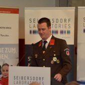 Gold für Vorarlberger Strahlenschutzexperten