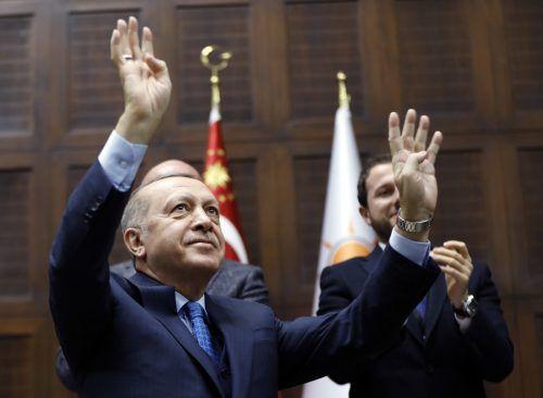 Türkeis Präsident Recep Tayyip Erdogan will gegen die YPG vorgehen. AP