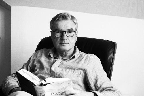 Uwe Kossack präsentiert Bücher, die magische Erlebnisse beim Lesen liefern sollen. kossack