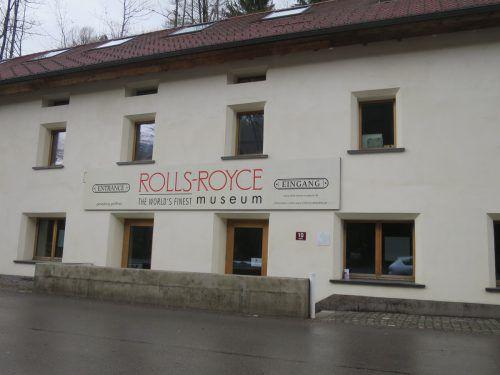 Verwechslungsgefahr: Das neue RR-Museum (links) und das Stammhaus (rechts). Namensunterschiede fallen höchstens Insidern auf. VN/Hagen
