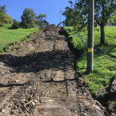 Viktorsberg optimiert Wasserversorgung