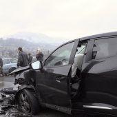 Schwerer Unfall statt fröhlichem Fest