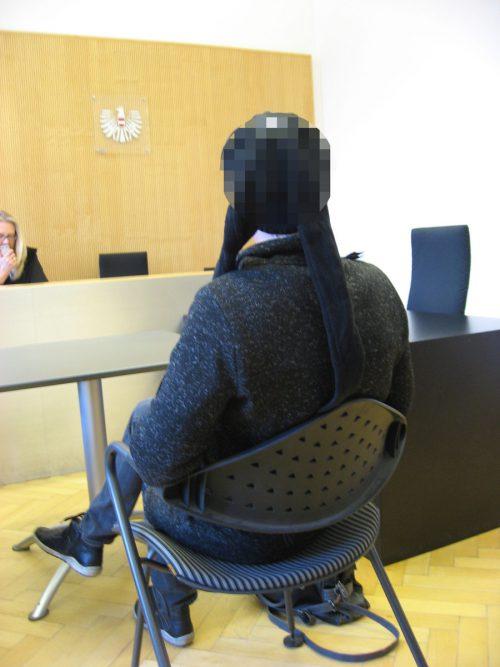 Vor Gericht verhielt sich die Angeklagte wesentlich ruhiger. eckert