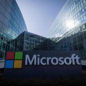 Microsoft wieder wertvollstes Unternehmen der Welt