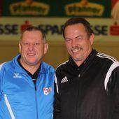 Zwei Schiedsrichter mit viel Erfahrung