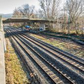 Bauarbeiten legen Zugstrecke nach Lindau teilweise lahm