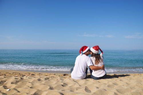 Weihnachten am Sandstrand lieben auch viele Vorarlberger. Fotolia