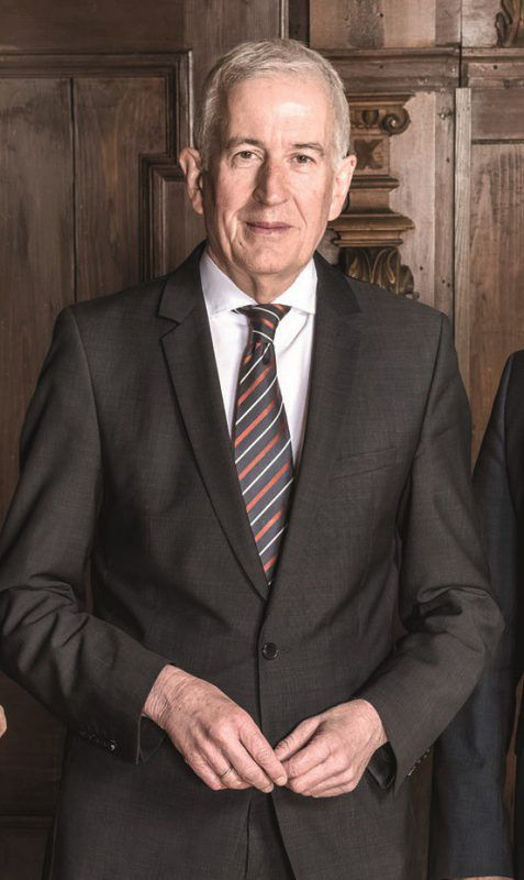 Wilfried Berchtold soll im März 2019 Amt des Stadtchefs an Vizebürgermeister Wolfgang Matt übergeben. VN