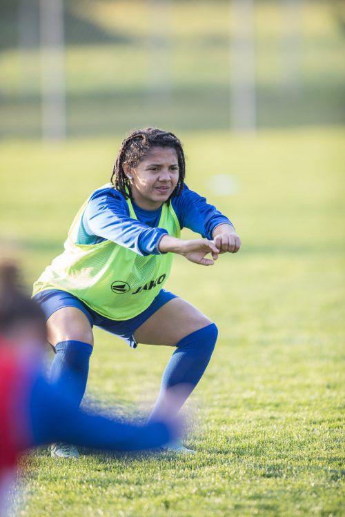 Ysaura Viso Garrido zieht ein Engagement in China der Rückkehr zum FFC Vorderland vor.Sams