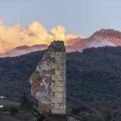 Vulkan Ätna lässt die Erde beben