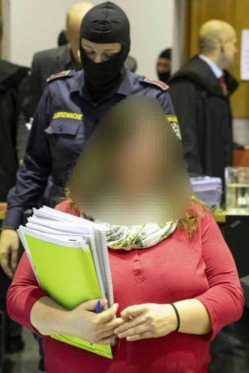 14 Jahre Haft für die Hauptangeklagte aus der Steiermark. apa