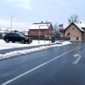 Neue Parkplätze in Hohenems