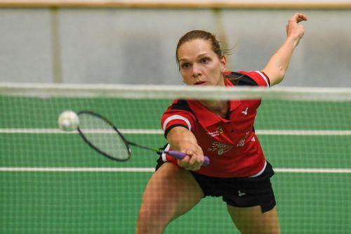 Nach längerer Pause steht 2016-Olympiastarterin Lisi Obernosterer im Saisonendspurt wieder zur Verfügung. VN/Lerch
