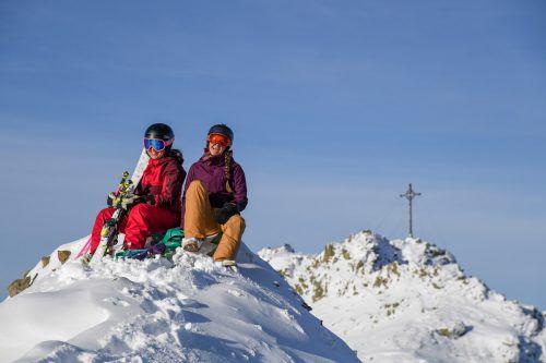 256.200 Gäste wurden in der Wintersaison in Vorarlberg bislang gezählt. VN/Lerch