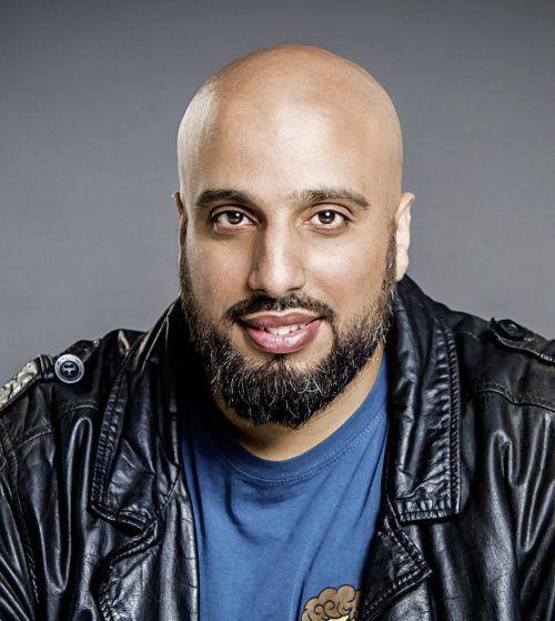 Abdelkarim schafft die Quadratur des Kreises: Comedy mit politischem Anspruch. Guido Schroeder