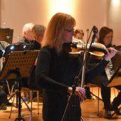 Violine trifft auf Akkordeon