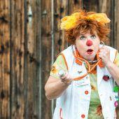 Der innere Clown als humorvoller Antrieb