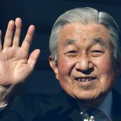 Japanischer Kaiser feiert sein 30. Thronjubiläum