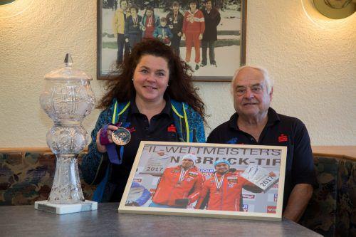 Andrea Tagwerker, ehemalige Weltcupgesamtsiegerin