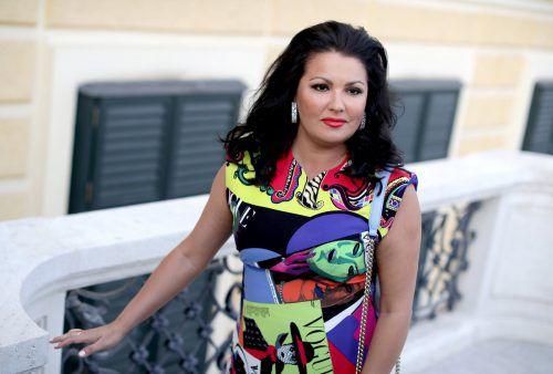 Anna Netrebko wird gemeinsam mit ihrem Ehemann Yusif Eyvazov auftreten. Rts