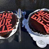 SPÖ jubelt über Ehe für alle