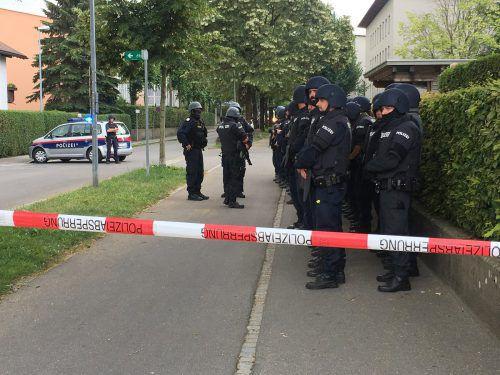 Die Vorarlberger Polizei war im Jahr 2018 wieder österreichischer Spitzenreiter bei der Aufklärung von Straftaten. vol.at/Pletsch