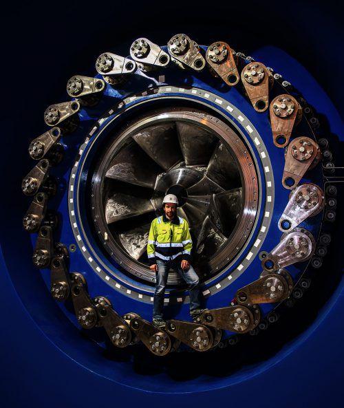 Nach 500 Millionen Euro für Obervermunt wollen Vorarlbergs Stromproduzenten abermals mehr als 500 Millionen in drei Kraftwerksbauten investieren. viw, vkw, Saely