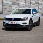 Volkswagen vor dem Landesgericht