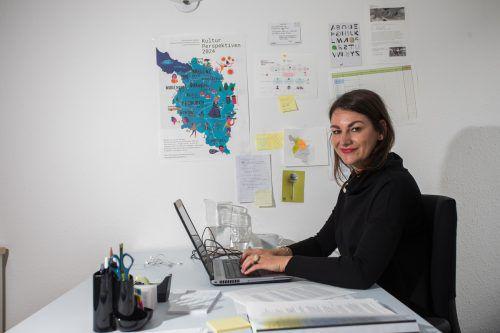 Bettina Steindl leitet das Vorarlberger Bewerbungsbüro.VN/Steurer