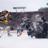76.000 Fans sahen Boston-Sieg beim NHL-Winter-Classic
