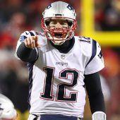 Brady führt New England zurück ins Super-Bowl-Endspiel
