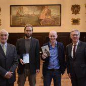 Arno Geiger mit Bremer Literaturpreis geehrt