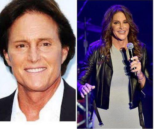 Caitlyn Jenner machte in den zehn Jahren eine Geschlechtsumwandlung mit. Auf dem Bild links noch ein männliches Erscheinungsbild.Instagram