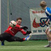 FC Lustenau mit Premierenerfolg