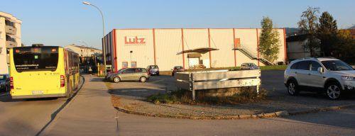 Das Einrichtungshaus XXXLutz in Lauterach soll umfangreich erweitert und ausgebaut werden. stp
