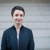 Katharina Adler liest aus ihrem Debütroman Ida