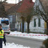 Wiener legte Feuer und erschoss Vater der Lebensgefährtin