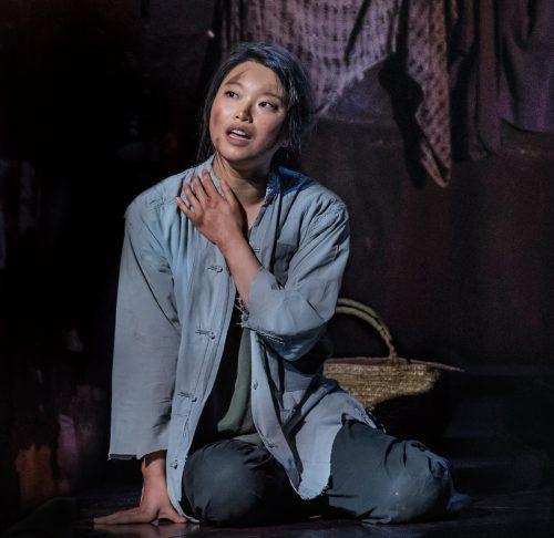 Das Musical von Schönberg und Boublil erzählt von den letzten Tagen des Vietnamkriegs. j. persson