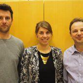 Harmonisches Trio für Meininger Musik