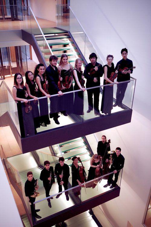 Das Streicherensemble Esperanza eilt von Erfolg zu Erfolg. Es wurde bei diesem Festival gegründet. Nikolaj Lund